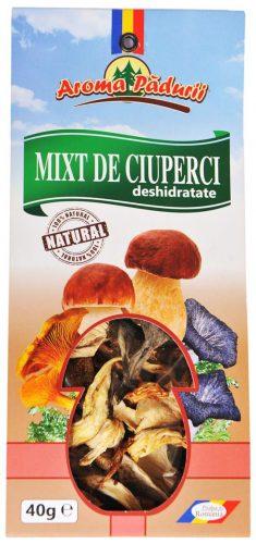 Aroma Padurii Mixt de ciuperci deshidratate
